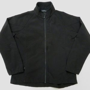 Black Diamond SoftShell Jacket Large Black